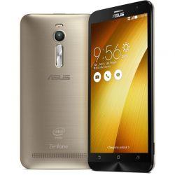 "Telefon ASUS Zenfone 2 ZE551ML, 5.5"" Full HD, Dual SIM, 4G, Quad Core, 4GB RAM, stocare 32GB, Gold, Camera Fata 5Mp, Camera Spate 13 Mp, Android 5.0 Lollipop"