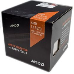 AMD FX-8370, socket AM3+, 4GHz, 125W, L3 Cache, box