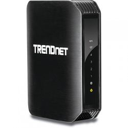 Router Wireless N600 Dual-Band Gigabit TRENDNET TEW-752DRU