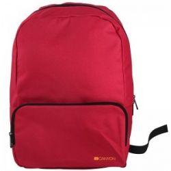 "Rucsac laptop CANYON CNE-CNP15S1R 15.6"", rosu"