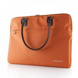 Geanta laptop MODECOM Charlton 15.6'', portocaliu
