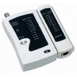 Tester Cablu NETRACK RJ11/RJ12/RJ45/BNC