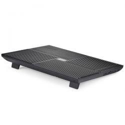 "Cooler laptop DEEPCOOL Multi Core X8 DP-N422-X8BK 17"", negru"