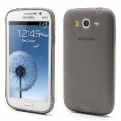 Husa TPU CUBZ pentru Samsung Galaxy Grand 2 Slim Gri