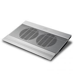 "Cooler laptop DEEPCOOL N8 17"", silver"