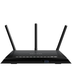 Router Wireless Netgear R6400, Gigabit, Dual Band, 1750 Mbps