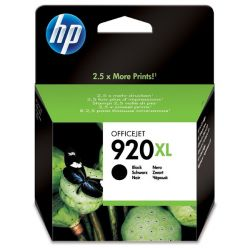 Cartus HP 920XL CD975AE, negru