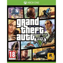 Joc Grand Theft AutoV XBOX ONE