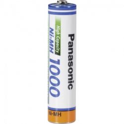 Baterie PANASONIC AAA NIMH 1000MAH R3