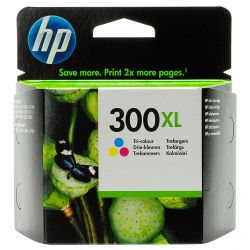 Cartus HP 300XL/CC644EE Color
