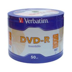DVD-R VERBATIM 16X