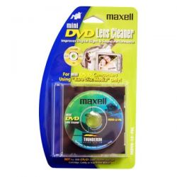 Mini DVD Cleaner MAXELL