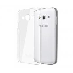 Husa Silicon TPU pentru Samsung  Galaxy Grand Prime Ultra Slim Transparenta