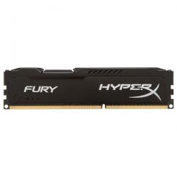 Memorii DDR3 KINGSTON HyperX Fury 4GB 1600 Mhz Black Series