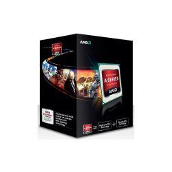 AMD CPU Kaveri Athlon X4 880K (4.0/4.2GHz Boost,4MB,95W,FM2+, with quiet cooler) box, Black Edition