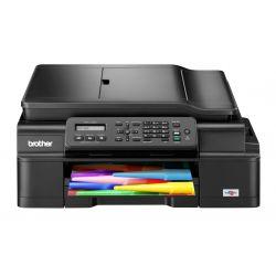 Multifunctionala Inkjet  color Brother Ink Benefit MFC-J200,A4