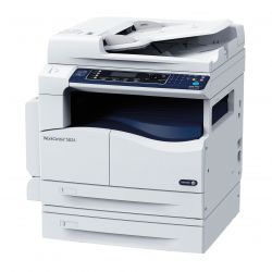 Multifunctional Laser alb-negru XeroX WorkCentre 5022, A3