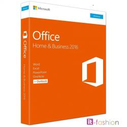 MICROSOFT Office Home and Business 2016, Engleza