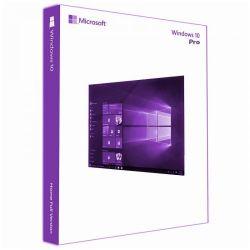 Sistem de operare MICROSOFT Windows 10 PRO, USB, FPP, Română