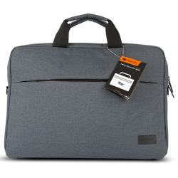 CANYON Fashion Bag for laptop 15.6'', Polyester, Gray