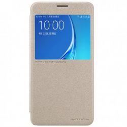 Husa S-View NILLKIN  pentru Samsung Galaxy J7 Gold
