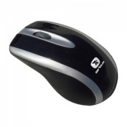 Mouse cu fir SERIOUX Trakker OP70, negru, optic, PS/2