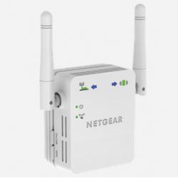 Range Extender Wireless Netgear WN3000RP v2, 300 Mbps