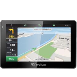 "GPS PRESTIGIO GeoVision 5057 5.0"" Harta Full Europe"