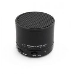 Boxa Bluetooth ESPERANZA Ritmo Neagra