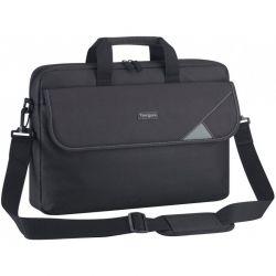"Geanta laptop TARGUS Intellect Topload 15.6"", negra/gri"