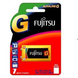 Baterie Alkalina FUJITSU G 9V