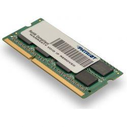 Memorie laptop PATRIOT Sodimm 8GB, DDR3, 1600 MHz, 1.35V