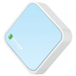 Router Wireless Nano TP-Link TL-WR802N, 300Mbs