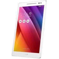 """Tableta ASUS ZenPad Z380KNL-6B038A 8"""" 1280x800, 2G, 3G, 4G, Single SIM, Quad core, 2 GB RAM, stocare 16 GB, Alb, cameră față 2 MP, cameră spate 8 MP, Android 6.0 (Marshmallow)"""