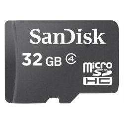 Card de Memorie SANDISK microSDHC, 32GB