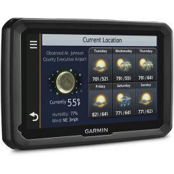"GPS GARMIN Dezl 770 LMT 7"" Harta Full Europe + update gratuit al hartilor pe viata"