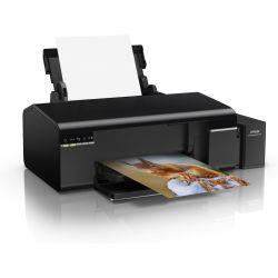 Imprimanta Inkjet color Epson L805 CISS, A4