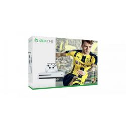 Consola Xbox One S 500GB + Fifa 17 + 1M EA Access