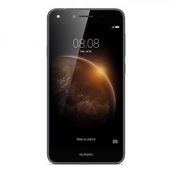 """Telefon HUAWEI Y6 II Compact  5"""" 720x1280 pixels (HD), 2G, 3G, 4G, Dual SIM, Quad core, 2 GB RAM, stocare 16 GB, Negru, cameră față 5 MP, cameră spate 13 MP, Android 5.1 (Lollipop)"""