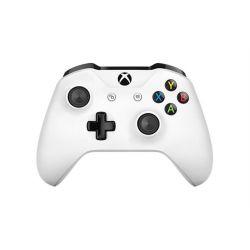 Controller MICROSOFT Xbox ONE S Wireless Alb