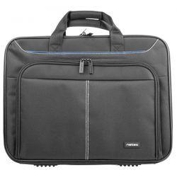 "Geanta laptop NATEC Doberman 15.6"", neagra"
