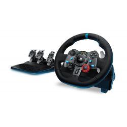 Volan LOGITECH G29 Driving Force pentru Playstation 4, Playstation 3, PC