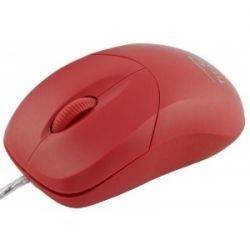 Mouse cu fir ESPERANZA Titanium Arowana, rosu, optic, USB