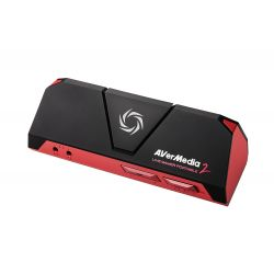 Placa de Captura AVERMEDIA Live Gamer Portable 2, USB, HDMI, FullHD, 1080p60