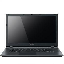 "Aspire ES1-523-27GM, 15.6"", HD Glare, AMD Dual-Core Processor E1-7010, DDR3L 4GB (1x4), SATA 500GB, DVD Super Multi, AMD Radeon R2 Graphics, HDMI, WiFi, BT 4.0, Gbit LAN, HD webcam, 3 cell batt., SD card reader, Linux,  Black, 2 yr"