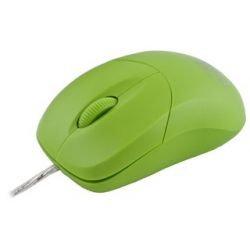 Mouse cu fir ESPERANZA Titanum Arowana, verde, optic, USB
