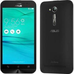 "Telefon ASUS ZenFone Go ZB500KL, 5"", Dual SIM, 4G, 2GB RAM, stocare 16GB, Negru, Camera Fata 5 Mp. Camera Spate 13 Mp, Android 6.0 Marshmallow"