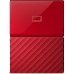 "EHDD 1TB WD 2.5"" MY PASSPORT RED"