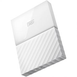 """EHDD 1TB WD 2.5"""" MY PASSPORT WHITE"""