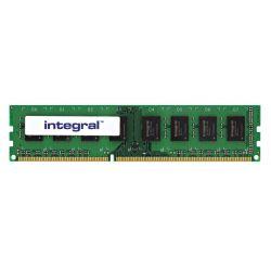 Memorie Desktop INTEGRAL IN3T2GNYBGX 2GB DDR3 1066MHz CL7 1.5V